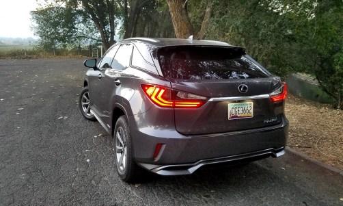 2018 Lexus RX450h 6