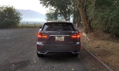 2018 Lexus RX450h 7