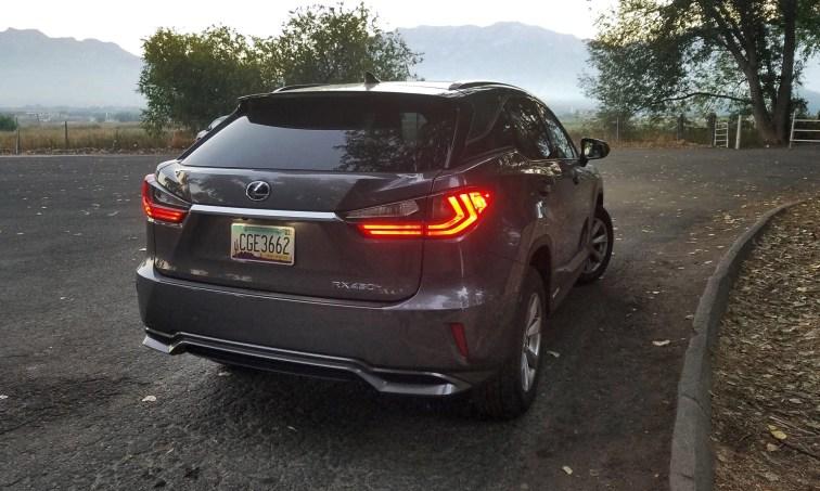 2018 Lexus RX450h 8