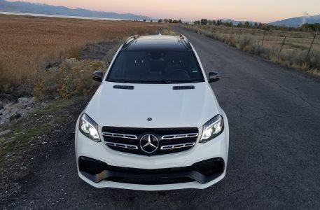 2019 Mercedes-AMG GLS63 2