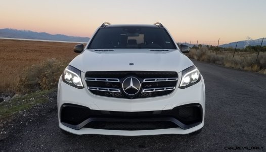 2019 Mercedes-AMG GLS63 3