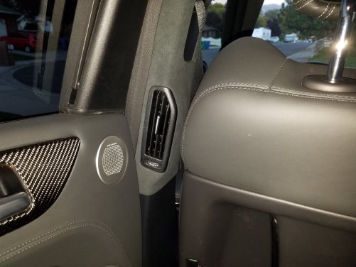 2019 Mercedes-AMG GLS63 Interior - By Matt Barnes18