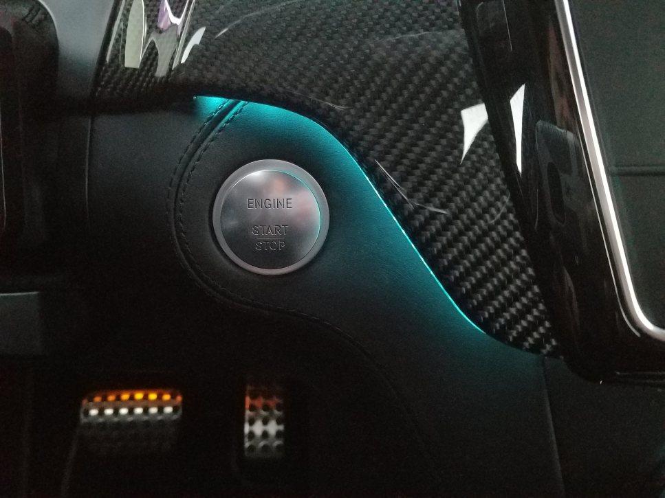 2019 Mercedes-AMG GLS63 Interior - By Matt Barnes29