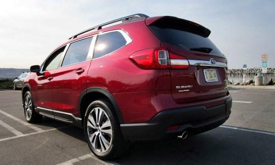 2019 Subaru ASCENT Premium15