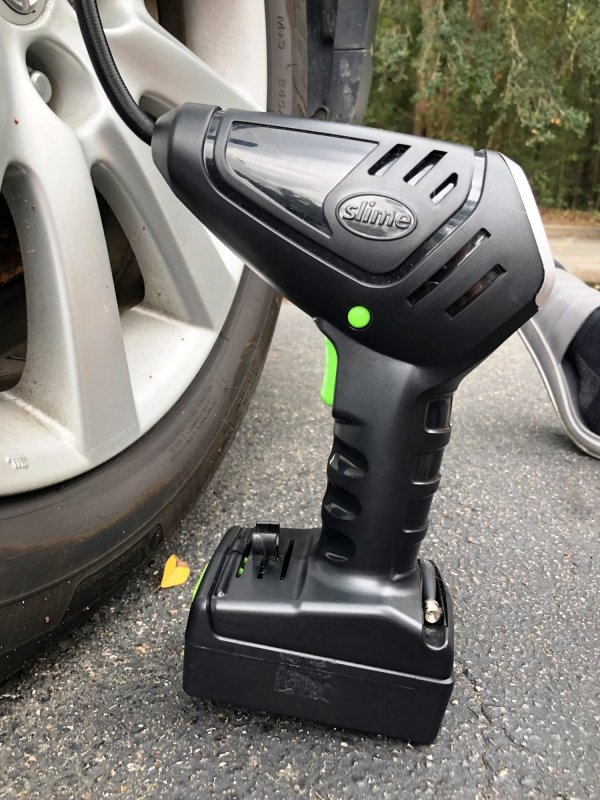 Product - Slime Cordless Tire Inflator Of 2018