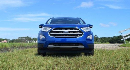 2018 Ford EcoSport Titanium AWD 11
