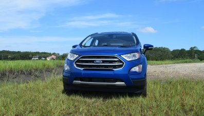 2018 Ford EcoSport Titanium AWD 12