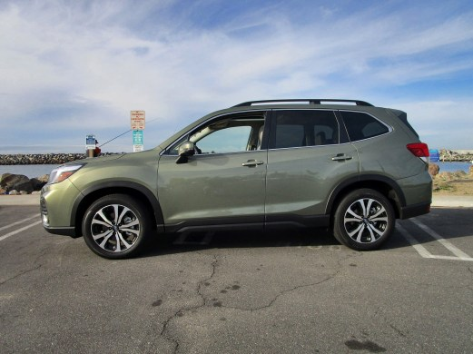 2019 Subaru Forester Limited 12