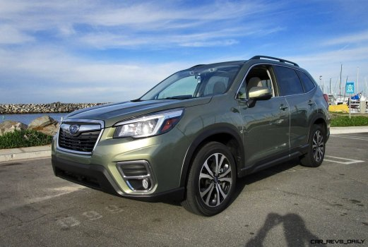 2019 Subaru Forester Limited 13