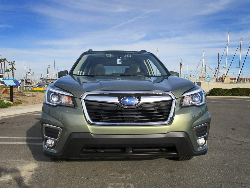 2019 Subaru Forester Limited 14