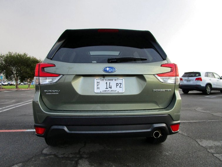 2019 Subaru Forester Limited 7
