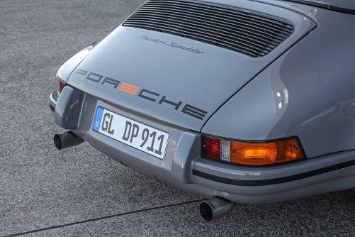 Porsche 911 Wide Track Speedster by DP Motorsport 2