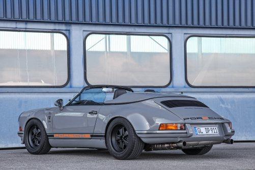 Porsche 911 Wide Track Speedster by DP Motorsport 21