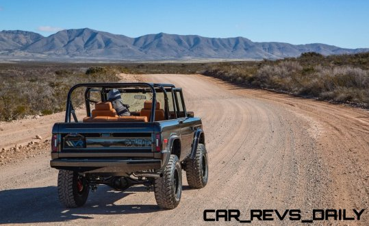1969 Ford Bronco Supercharged by Velocity Restorations 1