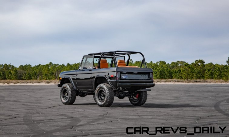 1969 Ford Bronco Supercharged by Velocity Restorations 14