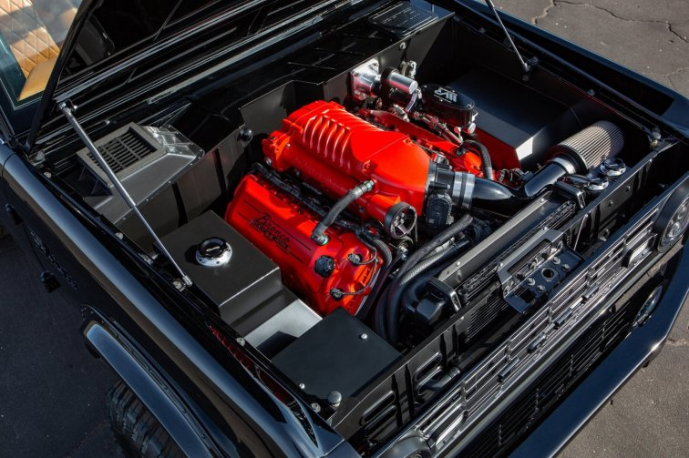 1969 Ford Bronco Supercharged by Velocity Restorations 22
