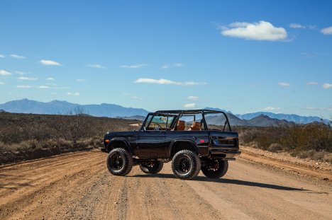 1969 Ford Bronco Supercharged by Velocity Restorations 4