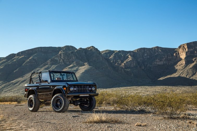 1969 Ford Bronco Supercharged by Velocity Restorations 5