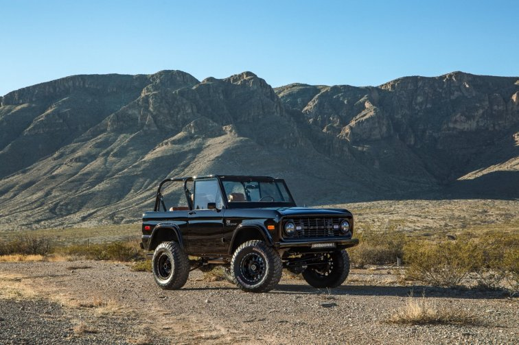 1969 Ford Bronco Supercharged by Velocity Restorations 6