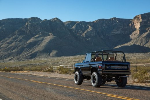 1969 Ford Bronco Supercharged by Velocity Restorations 8