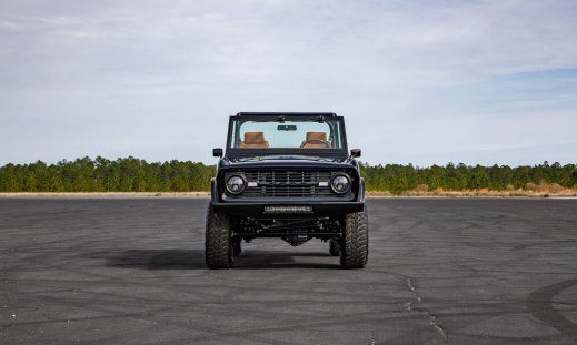 1969 Ford Bronco Supercharged by Velocity Restorations 9