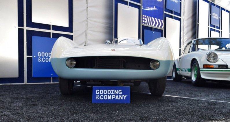1955 ABARTH 207A Speedster - Gooding Amelia 2019 Favorites 7