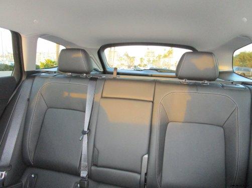 2019 Buick Regal TourX Essence AWD Interior Photos Ben Lewis 22