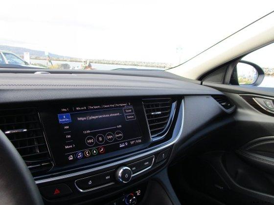 2019 Buick Regal TourX Essence AWD Interior Photos Ben Lewis 32