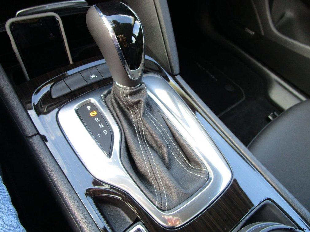 2019 Buick Regal TourX Essence AWD Interior Photos Ben Lewis 34