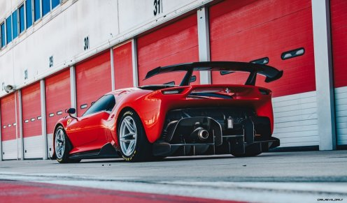 2019 Ferrari P80C 10
