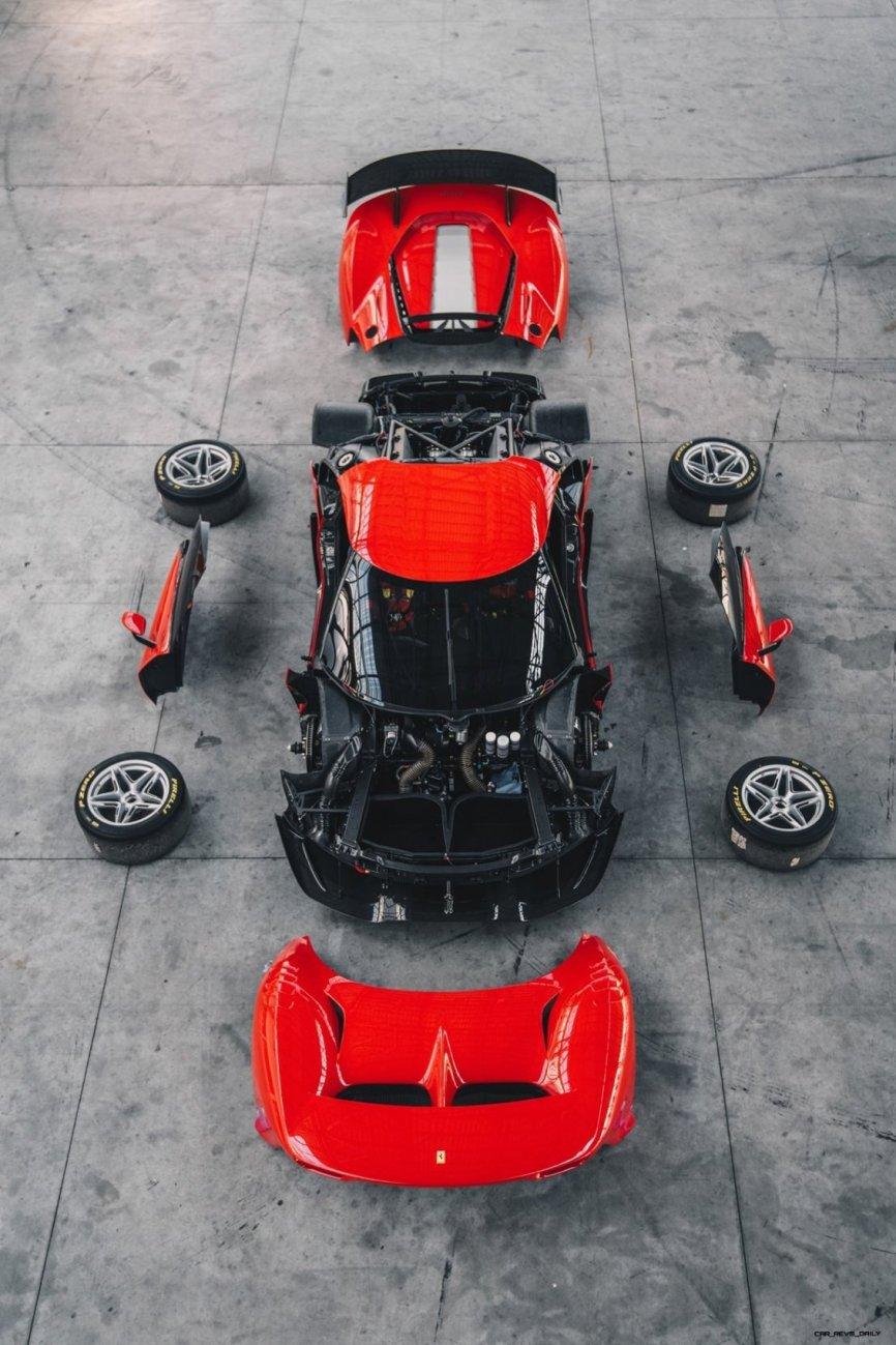 2019 Ferrari P80C 6