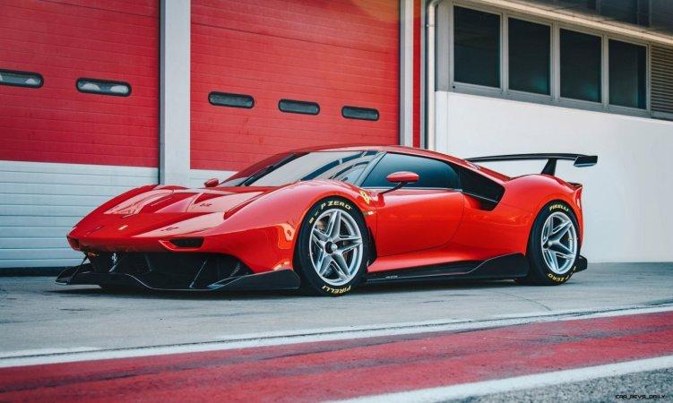 2019 Ferrari P80C 9