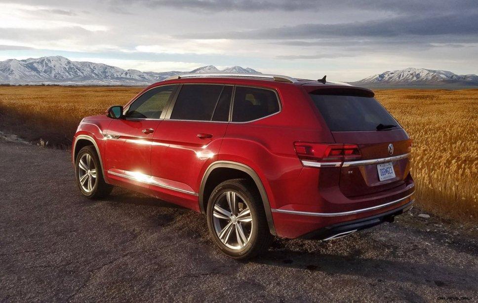 2019 VW Atlas R-Line Matt Barnes 5