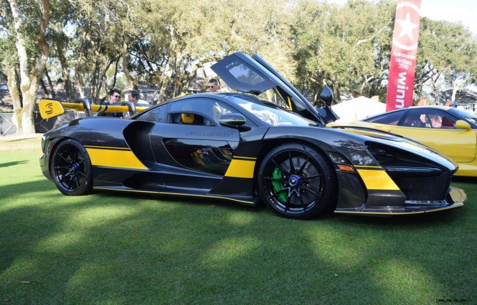 McLaren Senna Amelia Island 11