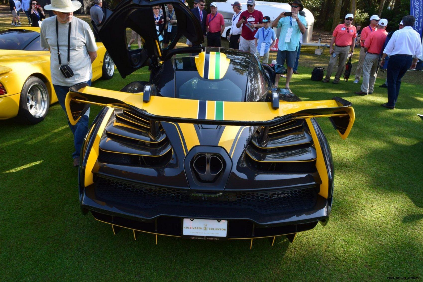 McLaren Senna Amelia Island 22