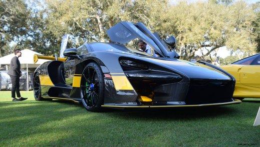 McLaren Senna Amelia Island 9