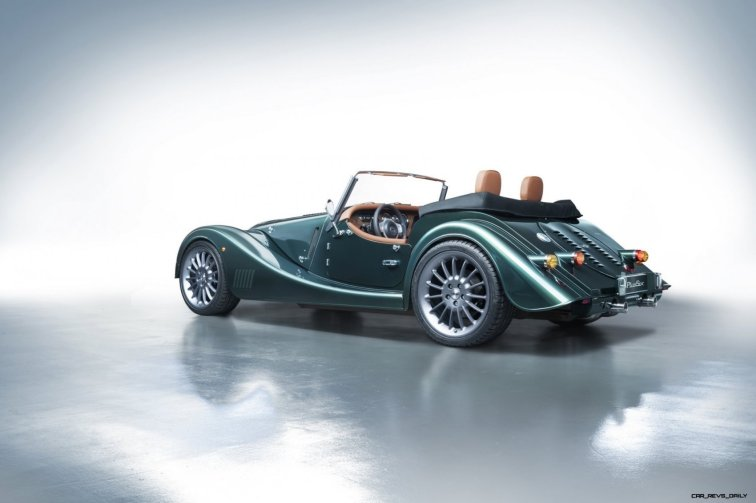 Morgan Plus Six 15