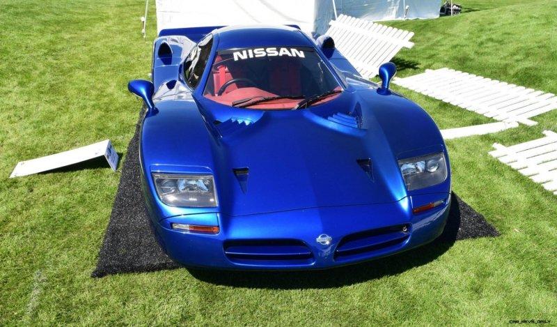 Nissan R390 Amelia Concours 4
