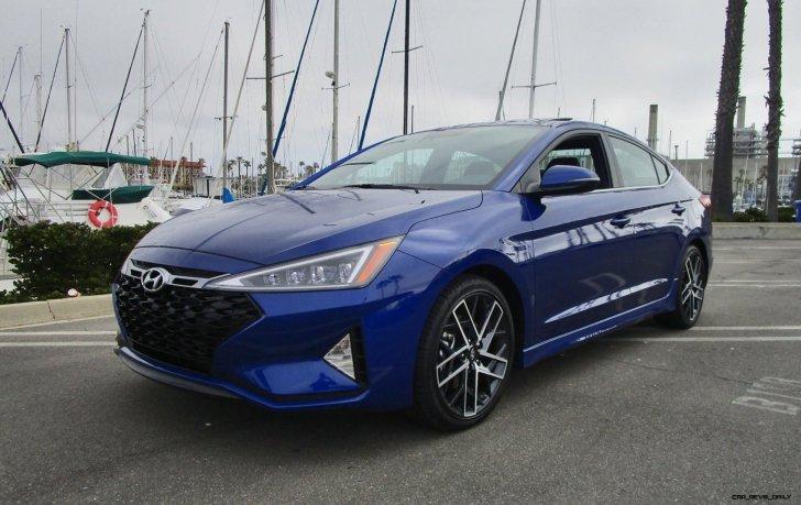 2019 Hyundai Elantra Sport 6MT 18