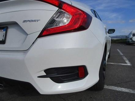 2019 Honda Civic Sport 4-Door 23