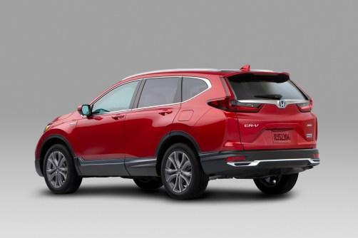 02 2020 Honda CR-V Hybrid