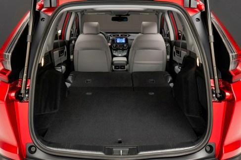 13 2020 Honda CR-V Hybrid
