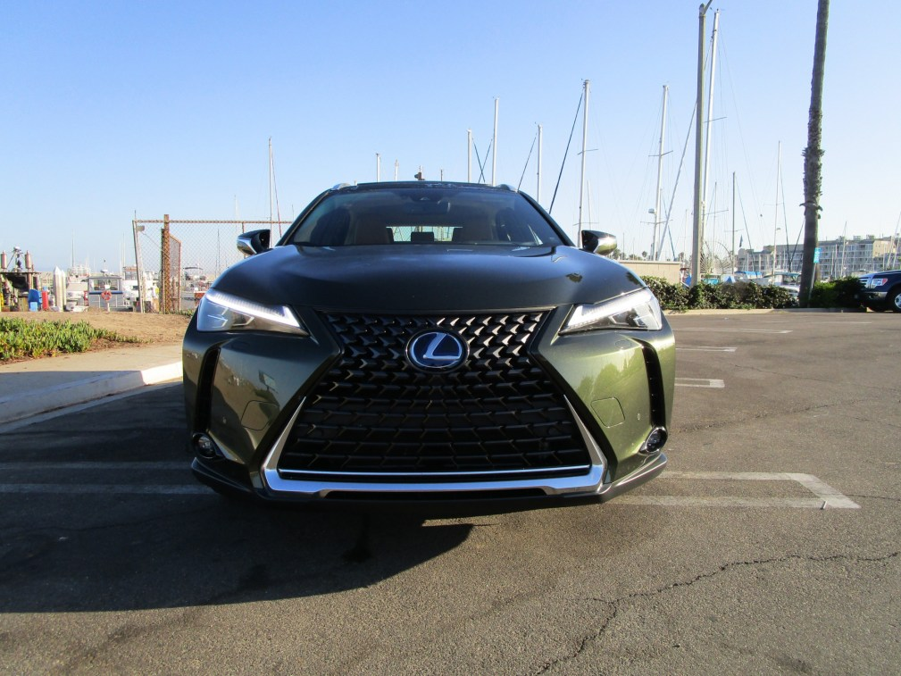 2019 Lexus UX 250h Hybrid (36)