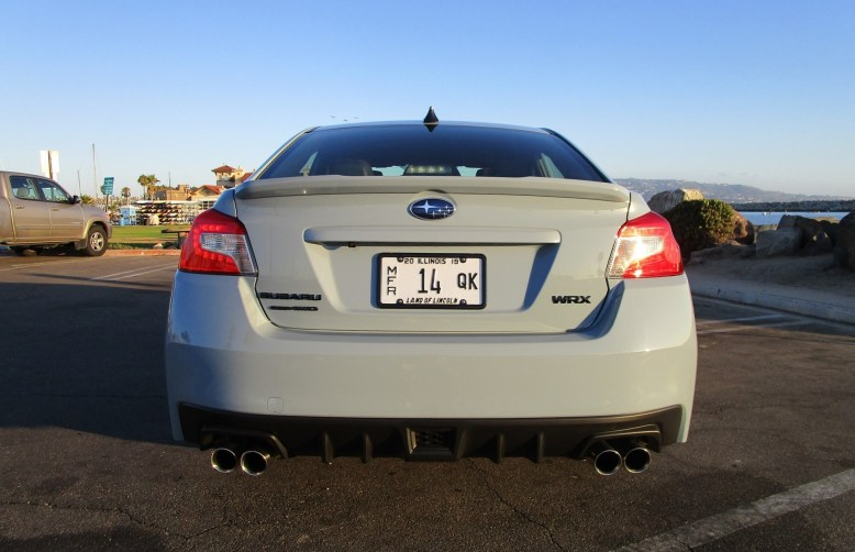 2019 Subaru WRX Series Gray (11)