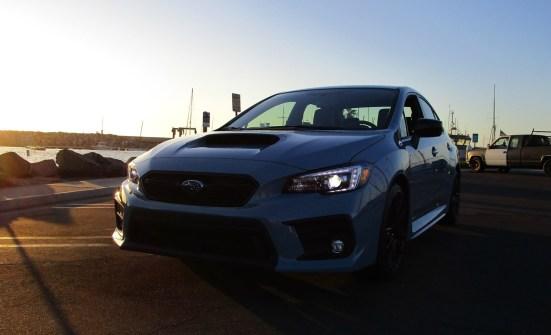 2019 Subaru WRX Series Gray (16)