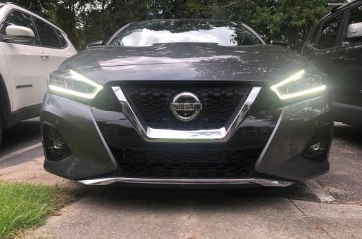 2019 Nissan Maxima SR (1)