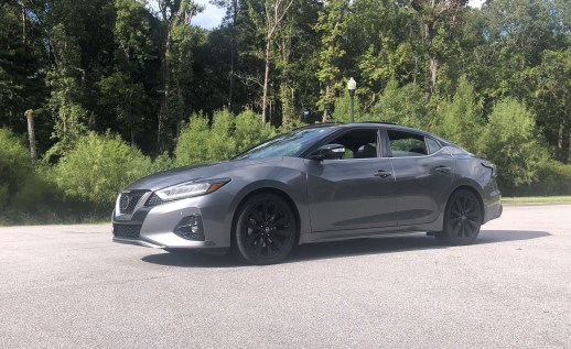 2019 Nissan Maxima SR (10)