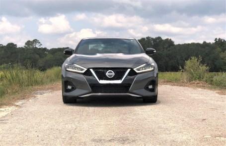 2019 Nissan Maxima SR (22)