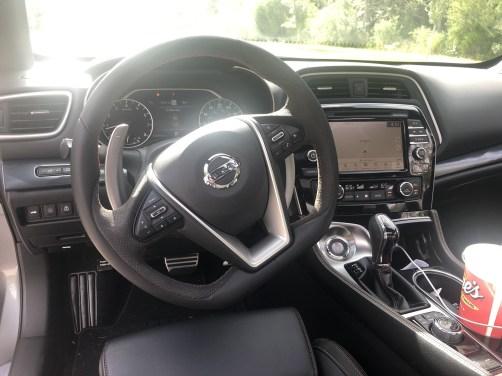 2019 Nissan Maxima SR (4)