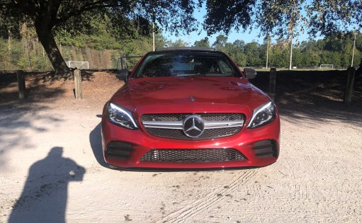 2019 Mercedes AMG C43 Coupe - Road Test Review - Burkart (12)